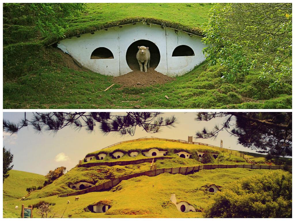 Hobbiton, New Zealand, locul plin de magie inspirat de Stăpânul Inelelor