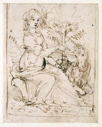 Schiță Leonardo Da Vinci (sec. XV)