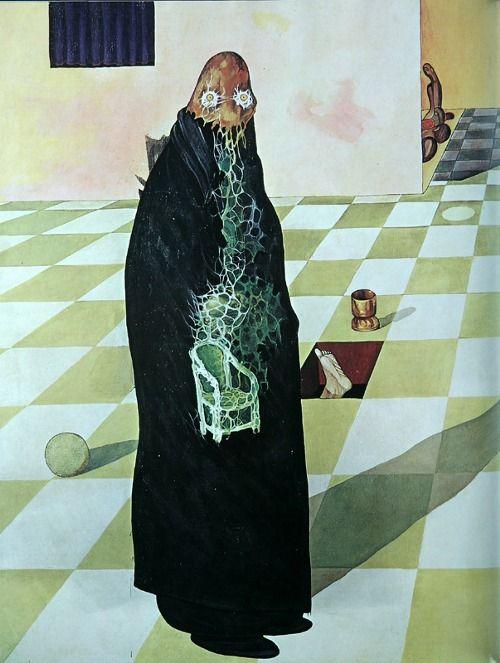 Victor Brauner paintings
