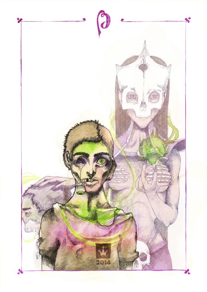 zombi by Iuly Vasile