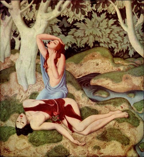 Afrodita și Adonis